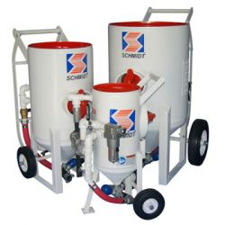 Portable Blasting Systems Packages